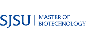 SJSU   Master of Biotechnology Booth #D3223