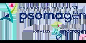 Psomagen, Inc. (formerly Macrogen) Booth #D2823