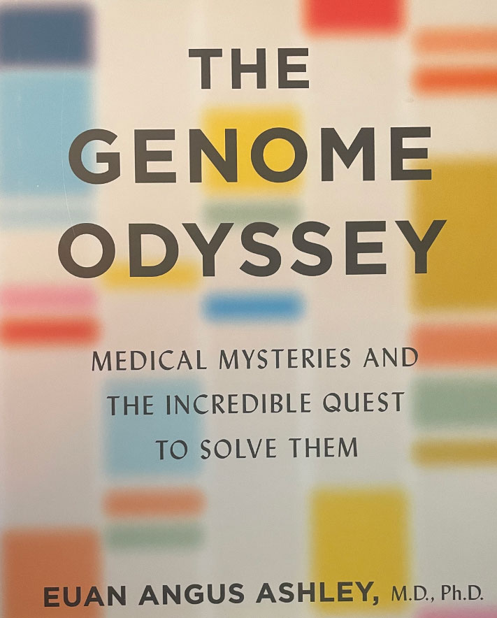 img-Euan Ashley's Book Genome Odyssey